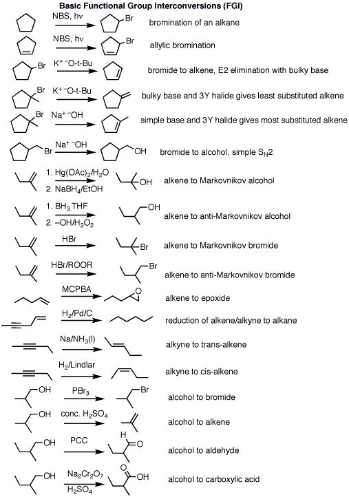 organic chemistry reagents - Google Search                                                                                                                                                                                 More