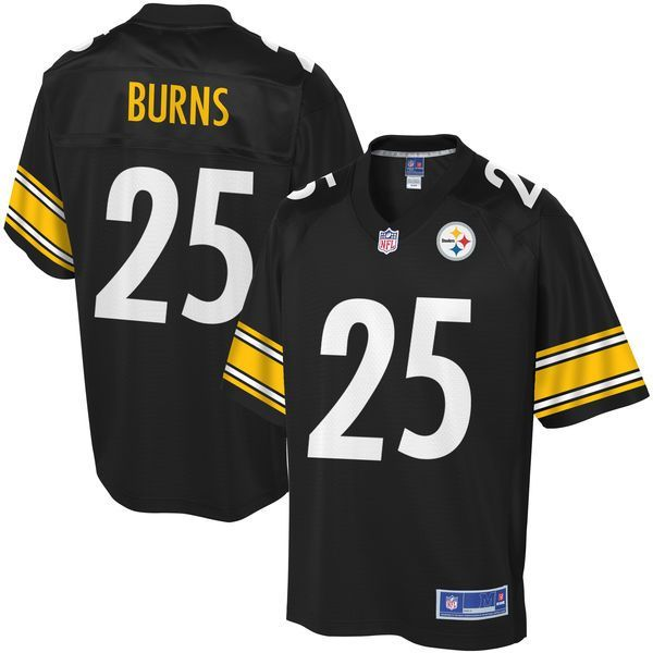 Artie Burns Pittsburgh Steelers NFL Pro Line Youth Player Jersey - Black - $74.99