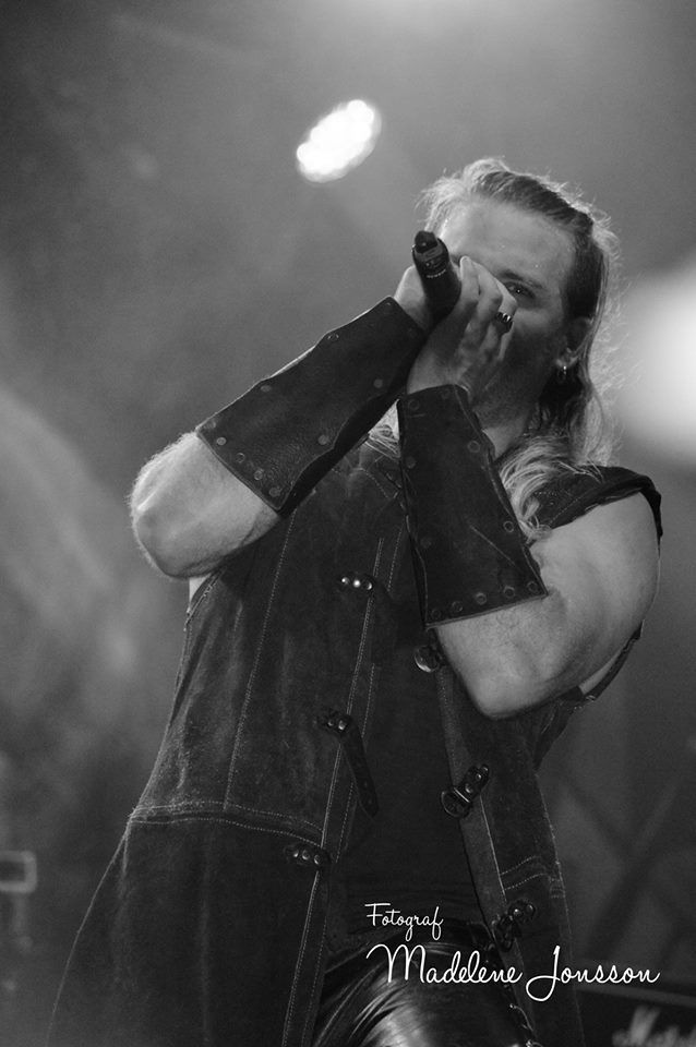 Chrileon - Twilight Force ⚫ Photo by Madelene Jonsson ⚫ Sabaton Open Air 2016 ⚫…