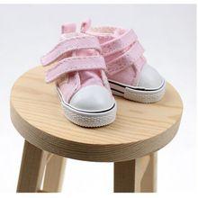 2015 мини-холст обувь 4.5 см для 1/6 маштаба куклы, Мода бжд куклы аксессуары разные цвета бесплатная доставка(China (Mainland))
