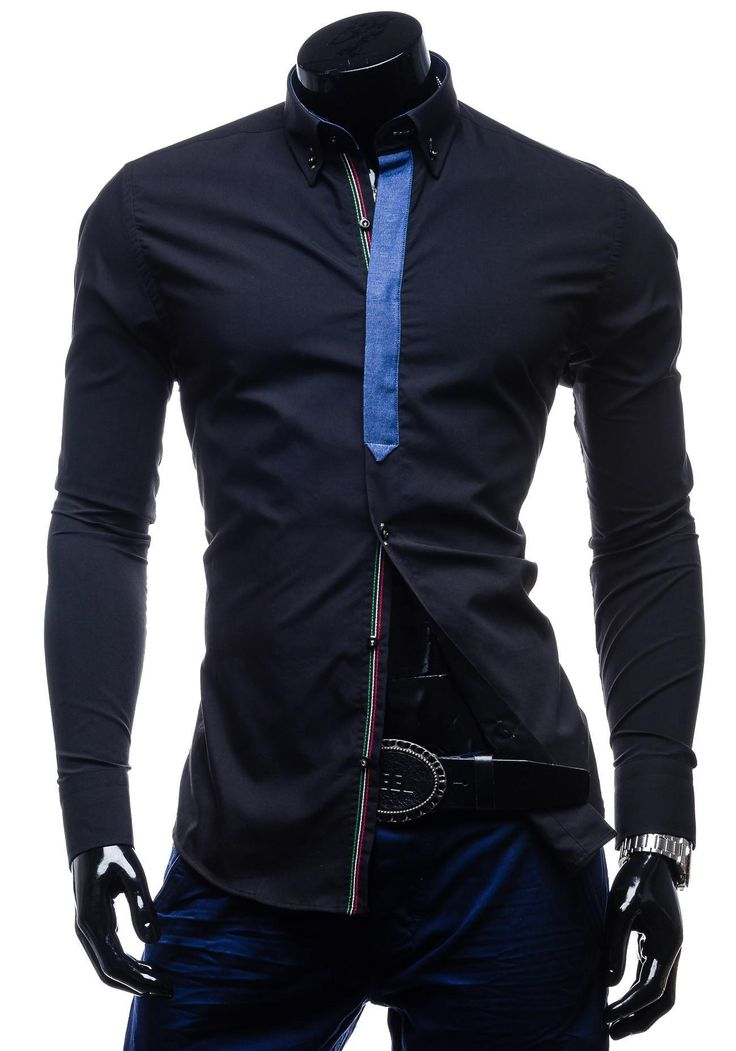 """Chemise Lo Noir Derniers Jours des Soldes Urban-k la boutique : jusqu'à -50% sur Notre site & -10% supplémentaire avec le code """"HAPPY10"""" profitez-en www.urbank-laboutique.fr"""