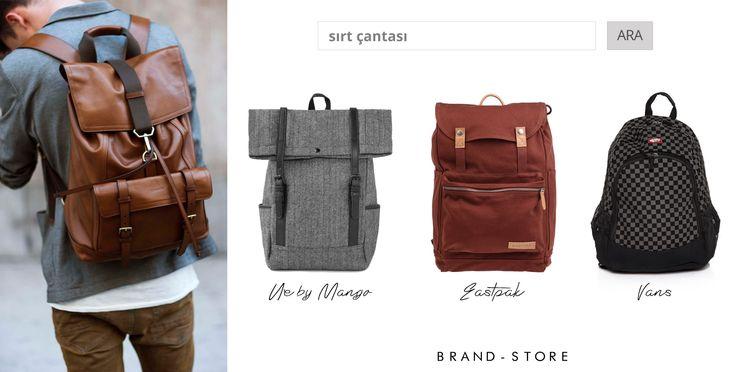 Yeni sezonda sırt çantaları geri döndü! Brand-Store.com ile tüm markalardan sırt çantaları tek bir platformda! H.E. by MANGO -> http://brnstr.co/MngBckP Eastpak -> http://brnstr.co/EastPakbs Vans -> http://brnstr.co/VansBp  Tüm Sırt Çantaları için -> http://brnstr.co/sirtcntsi   #hebymango   #eastpak   #vans   #backpack   #manfashion   #sirtcantasi   #fridaystyle   #fashion   #newseason   #brandstore   #yenisezon   #erkekaksesuar   #moda   #sonbahar