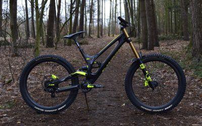 Bike der Woche: Specialized S-Works Demo 8 von IBC-User Joe2407