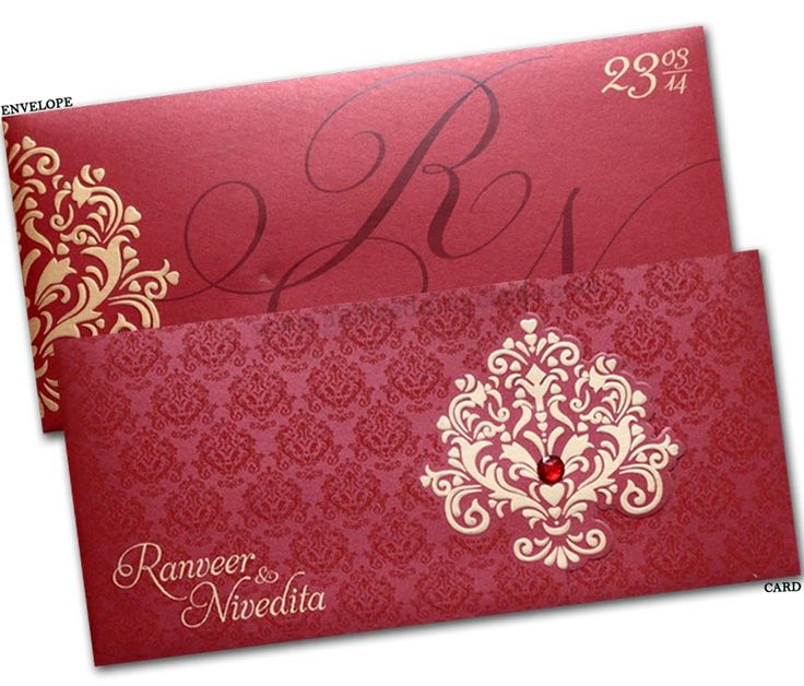 Choose Indian Wedding Cards Covering All Aspects of Wedding