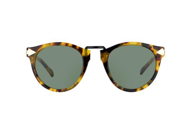 Karen Walker Eyewear - Helter Skelter KAS 09902093 - R$
