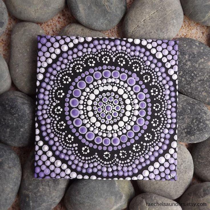 Kunst der Aborigines Dot von Biripi Künstler von RaechelSaunders