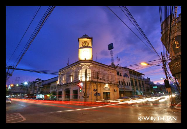 Phuket Town - Walking Guide Phuket Town is not huge but still too vast to explore it entirely on foot so we will break it down in several areas of interest. http://www.phuket101.net/2014/03/phuket-town-walking-guide.html