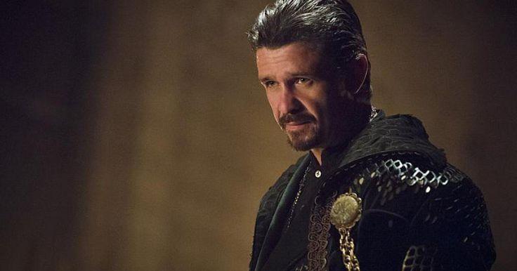(Ras Al Ghul) Arrow -  Season 3
