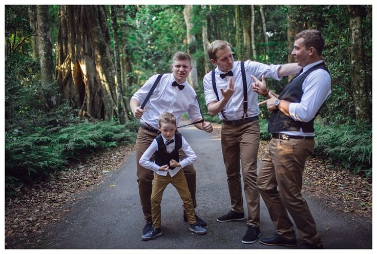 {Gold Coast Hinterland Wedding Photographer} O'Reillys Rainforest Retreat wedding, recently shot by Niki D Photography. Grab some inspiration then call me to secure your date! nikidphotography@outlook.com... 0421 852 405