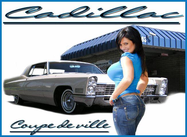 67 cadillac lowrider tshirt | LOWRIDER SHIRTS | Cadillac ...