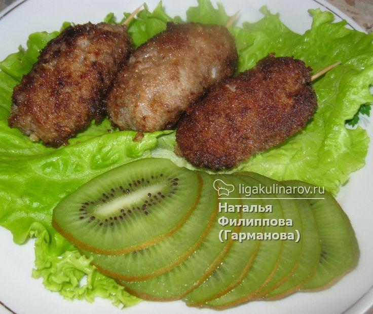 Главное фото рецепта: Чевапчичи по-сербски