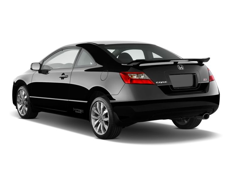 Honda Civic Si Coupe '2008–11