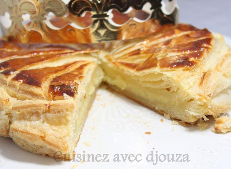 1000 ideas about galette des rois frangipane on
