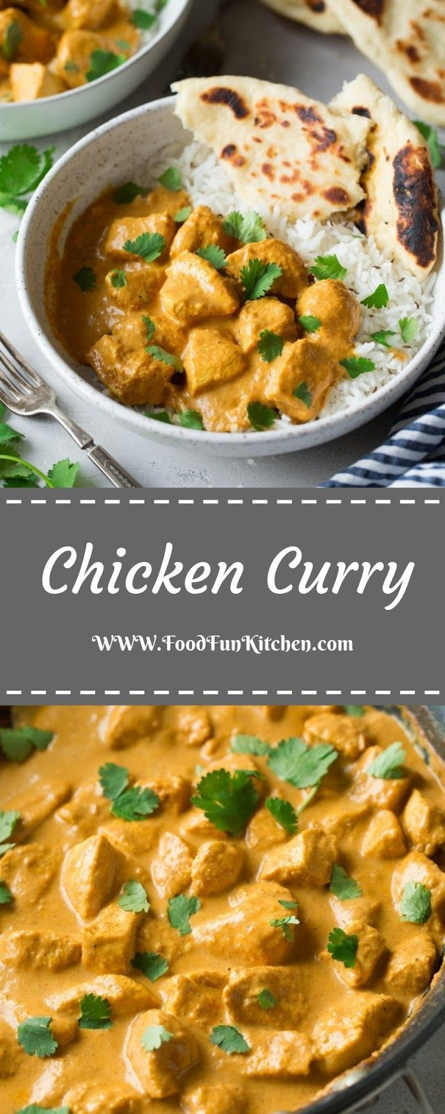 Chicken Curry Food Fun Kitchen Curry Chicken Curry Recipes Healthy Chinese Recipes