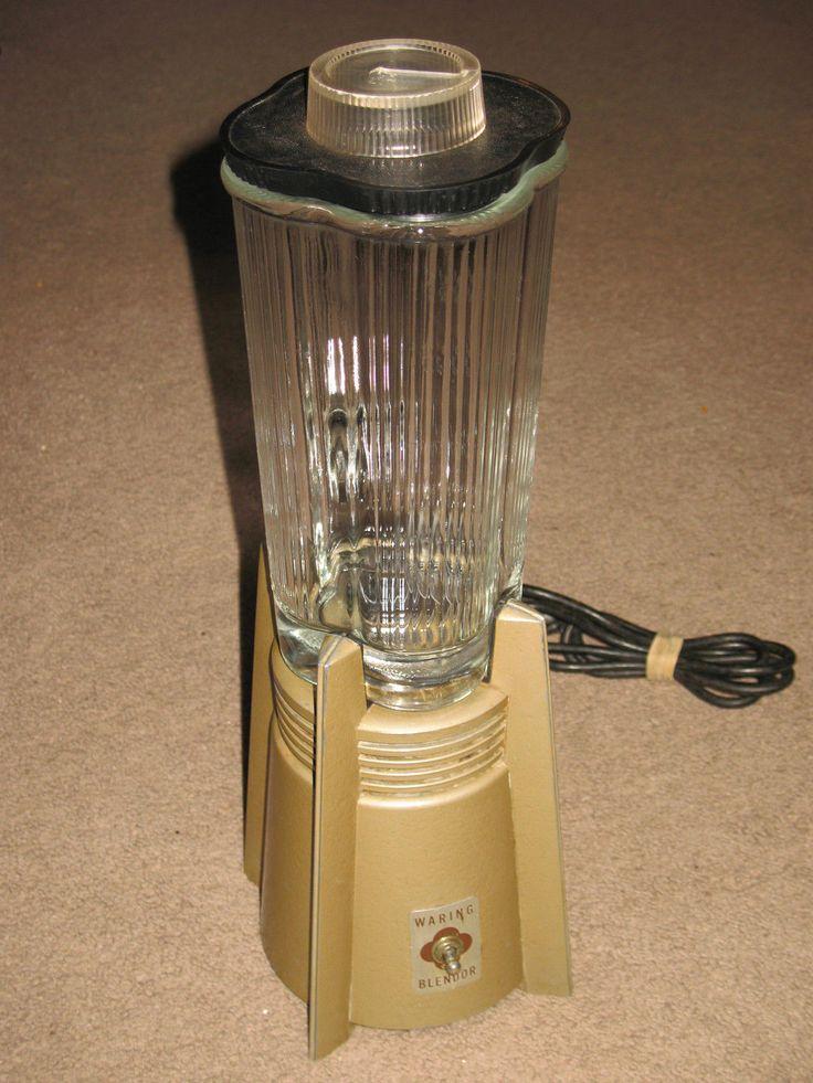 Antique Vintage Rocket Waring Blendor Blender Milkshake