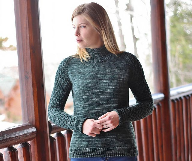 Ravelry: Storm Tracker pattern by Alicia Plummer