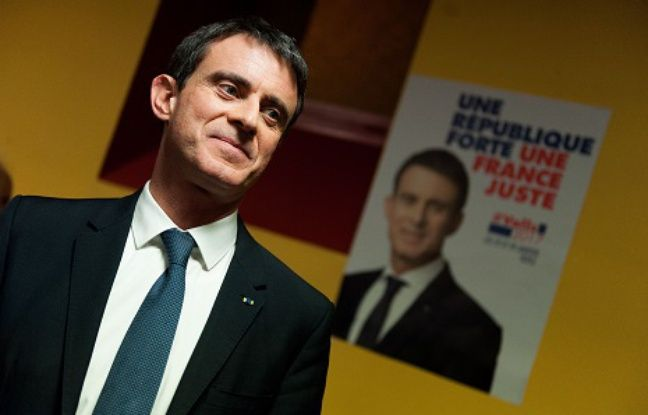 Présidentielle: Manuel Valls votera Emmanuel Macron
