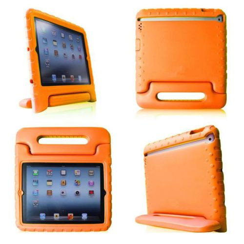 iPad Mini Kinderhoes schokbestendig Oranje De grootste speciaalzaak op het net
