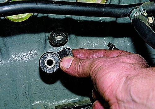 Замена датчика детонации двигателя на Нива 2121- 2131 | Авто мастер