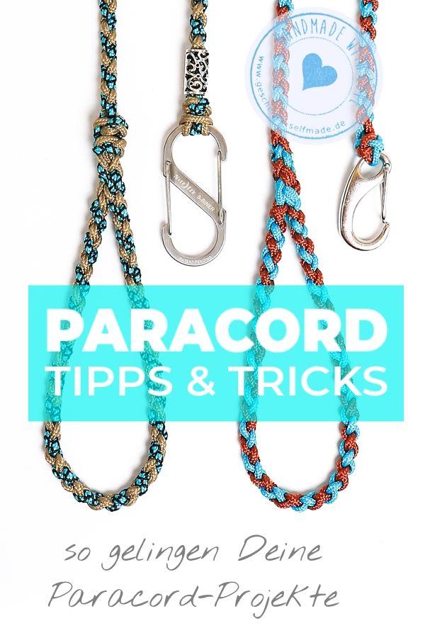 Paracord Tipps – einfach und gut