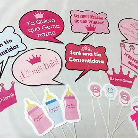 Carteles Habladores Para Baby Shower   Buscar Con Google