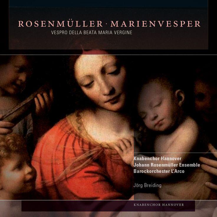 Johann Rosenmuller - Rosenmuller: Vespro Della Beata Maria Vergine