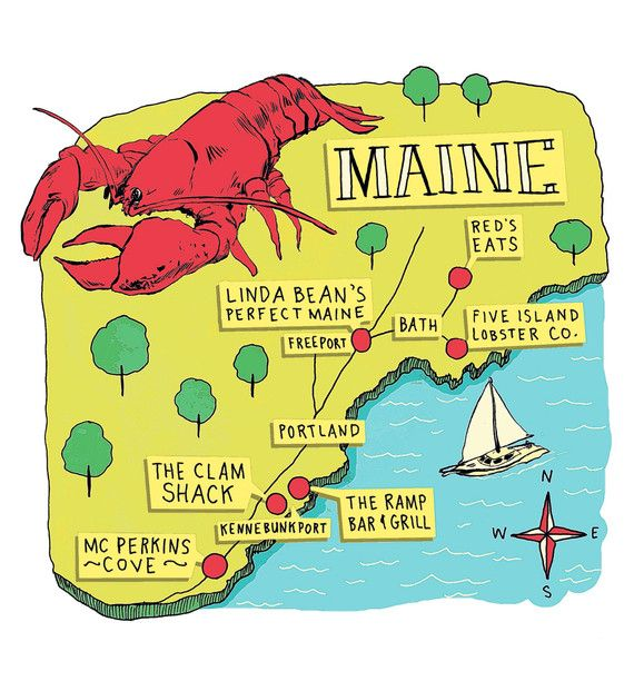 Best places in Maine to get a lobster roll. Because of the warm winter, lobster crops have set records and prices are down in Maine this year (2013).