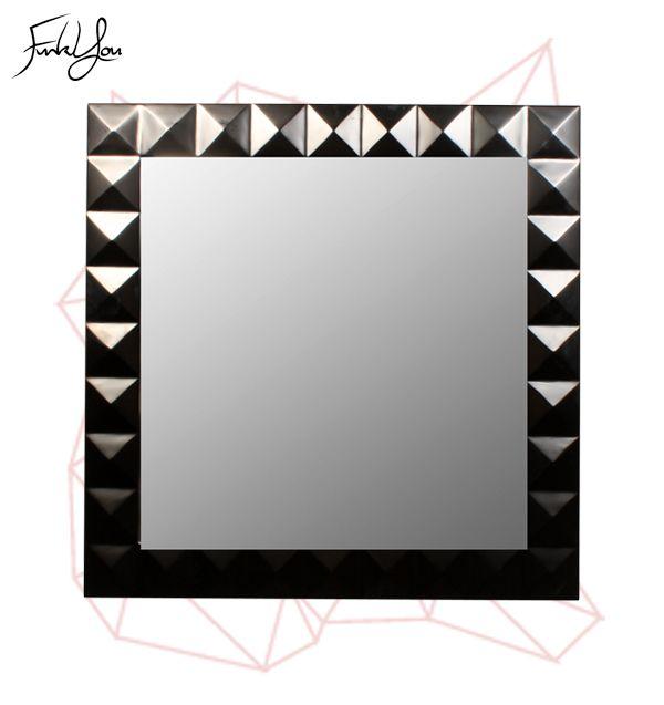 Studley Wall Mirror. www.funkyou.com.au