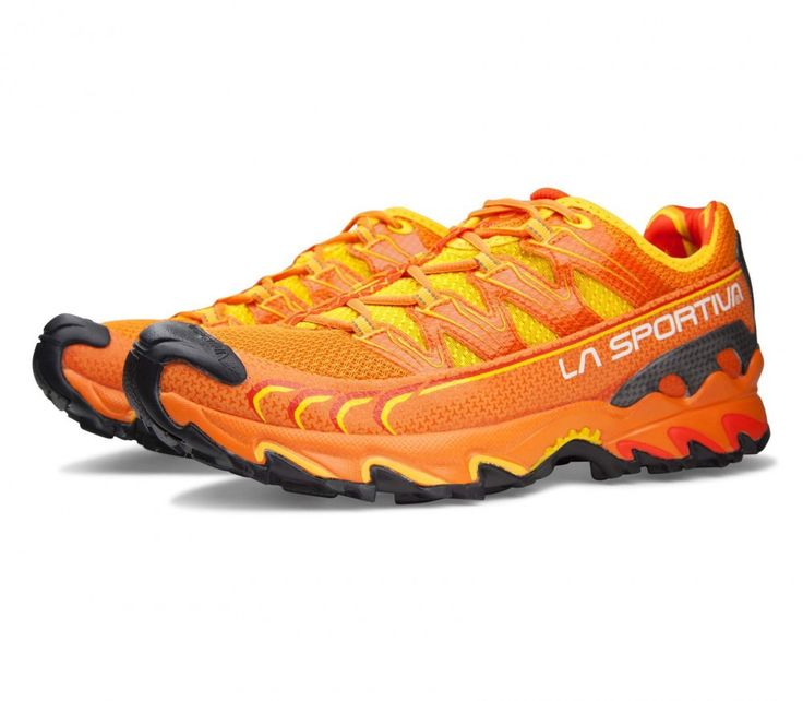 La Sportiva - Ultra Raptor Herr Trail löparskor (orange/gul) 1088:-