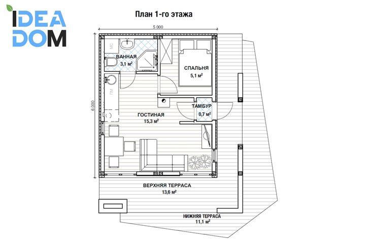 ROCO - Премиум дома ideaDOM