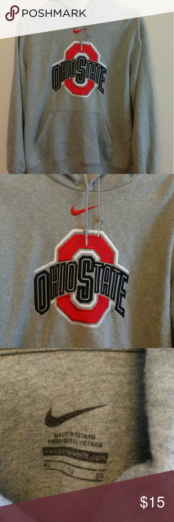 💫NIKE OHIO STATE HOODIE💫 Excellent condition Nike Other