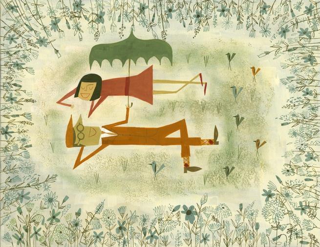 Spring by Matte StephensUmbrellas, Inspiration, Mattestephen, Artsy Fartsy, Favorite Illustration, 11X14 Prints, Matte Stephen, Spring, Fine Artsillustr