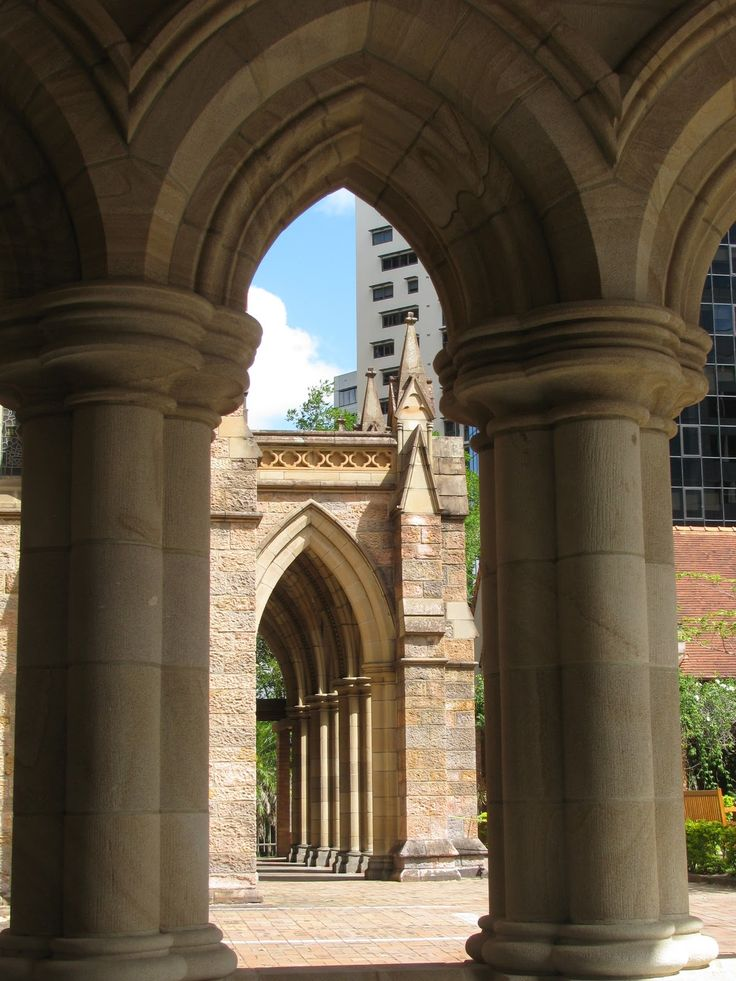 St. John's Cathedral at Brisbane, Australia