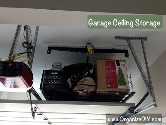 61 best organized garage images on pinterest organizers for Garage totes 76
