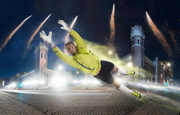 Admiral Sportswear reklame og fotografering i fotostudio til nettside, og nettbutikk mobilhandel