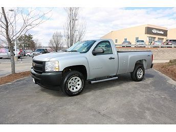 Carfax Used Trucks >> Used Chevrolet Pickup Trucks Silverado 1500 For Sale In Groton Vt