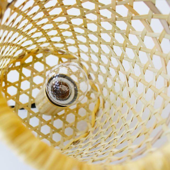 舞蛍(まいほたる) ・ サイズ:幅135 奥行135 高さ170(コード長さ1000)mm