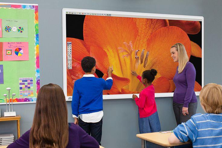 Les 7 avantages de l'écran interactif face au #TBI