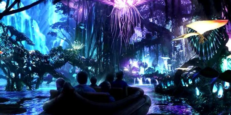 Take A Peek Inside Disney's Magical Avatar Theme Park