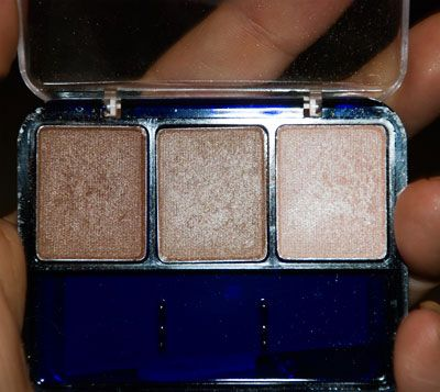 Covergirl eye palette in Shimmering Sands. I use this nearly EVERY day!
