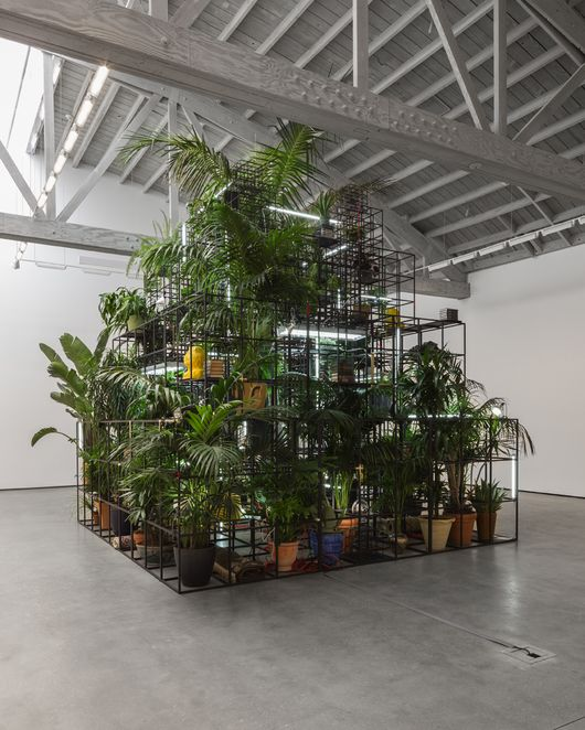 "Rashid Johnson, ""Islands"""