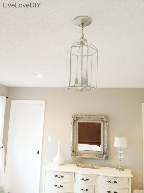 17 best images about light it up on pinterest coats chandelier makeover and thrift stores for Painting metal light fixture bathroom
