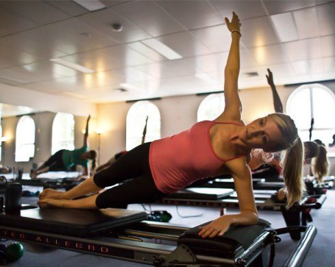 Want a banging body? Try KX Pilates!