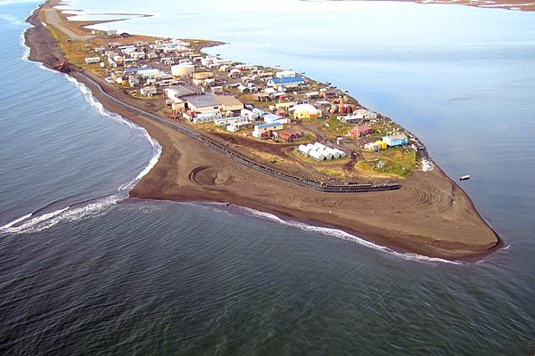 Tiny Alaskan Village Files Global Warming Lawsuit: Change Refugees, Frontier, Water, News, Alaskan Village, Climate Change, Global Warming
