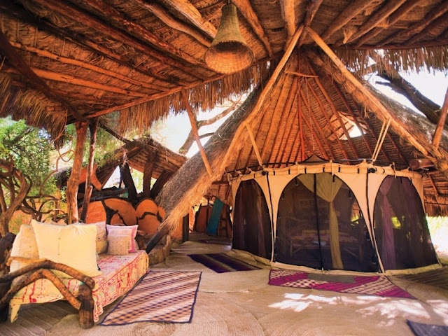 Travel Designery: World Glamping