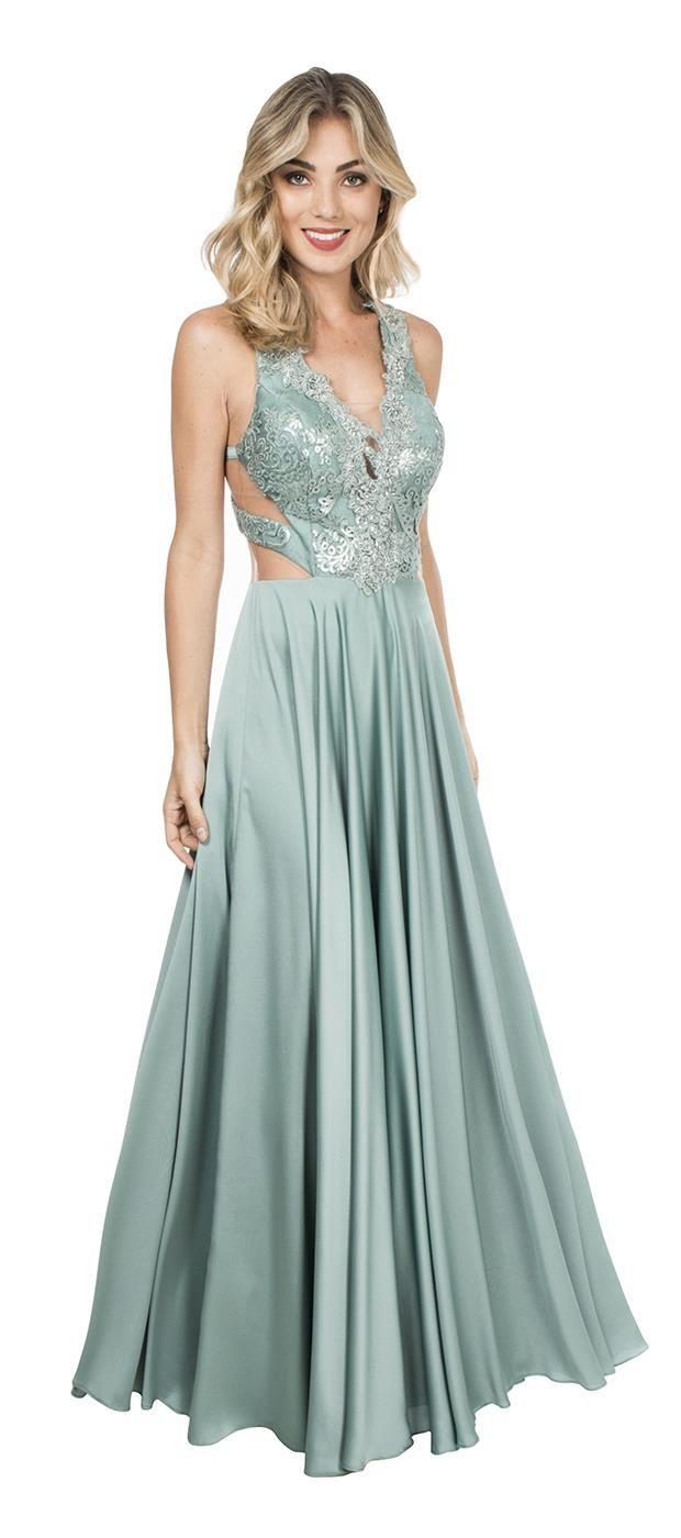 587 best vestidos images on Pinterest | Bridesmaids, Evening gowns ...