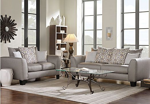 Shop for a bridgeport 5 pc living room at rooms to go for Find living room furniture