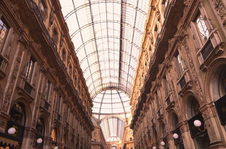 #Galleria #Milan #Italy