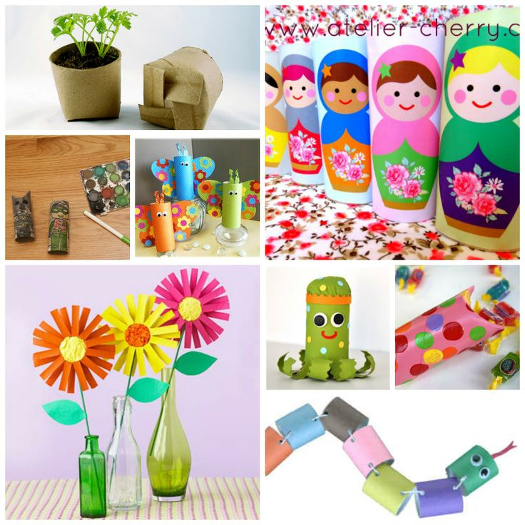 Crafts To Make With Toilet Paper Tubes Everydayeffect