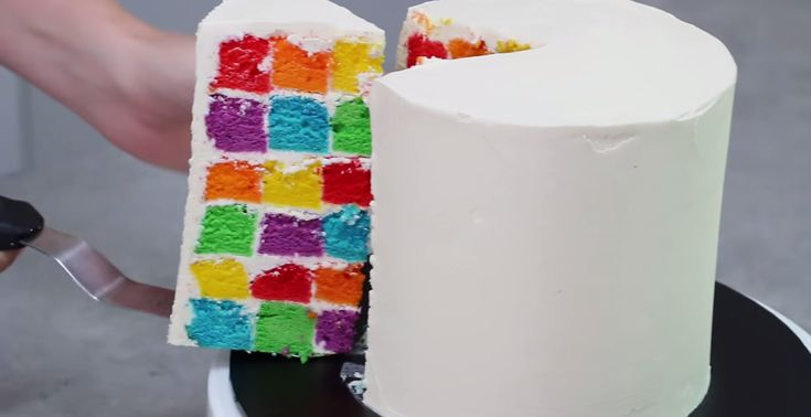 Elise made it look like a cakewalk (pun intended) and even claims in her intro to the video, that it 'is probably the greatest birthday cake ever, and is surprisingly easy to make.""